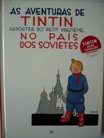 TINTIN AU PAYS DES SOVIETS / édition En Portugais ! / Petit Format Cartonné / Hergé, éd. ASA 2010 / NEUF +++ - Livres, BD, Revues
