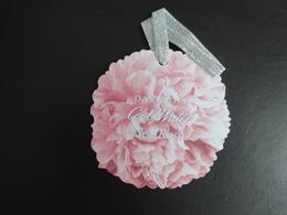CARTE BLOTTER COOL WATER SEA ROSE ASIATIQUE - Cartes Parfumées