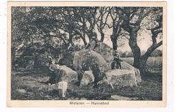 HUN-54   MIDLAREN : Hunnebed ( Dolmen ) - Dolmen & Menhirs
