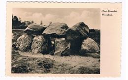 HUN-55   DRENTHE With Hunnebed ( Dolmen ) - Dolmen & Menhirs