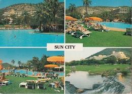 Post Card - Bophuthatswana - Sun City Hotel - Viag. 1991 Per Bergamo - Sud Africa