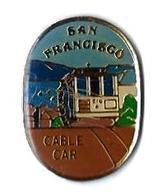 AUTRES PAYS - AP532 - USA - SAN FRANCISCO - TRAMWAY - Verso :SM - TGV
