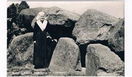 HUN-56   ROLDE With Hunebed ( Dolmen ) - Dolmen & Menhirs