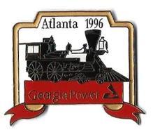 AUTRES PAYS - AP533 - USA - ATLANTA 1996 - GORGIA POWER - Verso :C 1992 ACOG / SAN DIEGO - TGV