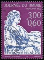 FRANCE - Scott #2568 Vignette Of Type / Used Stamp - Castelli
