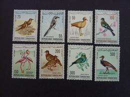 TUNISIE, Poste Aérienne, Année 1965-66, YT N° 26 à 33 Neufs MH*, Série Complète (cote 60 EUR) - Tunisie (1956-...)