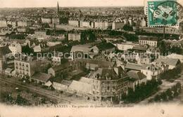 13610261 Nantes_Loire_Atlantique Vue Générale Du Quartier Du Champ De Mars Nante - Nantes