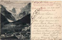 4046 01 OSTERREICH GRUSS AUS TRAFOI TIROL - Souvenir De...