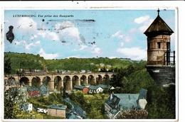 CPA Carte Postale Luxembourg-Vue Prise Des Remparts -1937 M12567 - Luxembourg - Ville