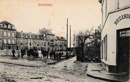 Bruxelles Boendael Estaminet Grosse Animation Marcovici 1921 - Ixelles - Elsene