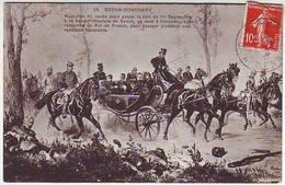 08. SEDAN DONCHERY . GUERRE DE 1870 . NAPOLEON III . Editeur SUZAINE PIERSON - Sedan