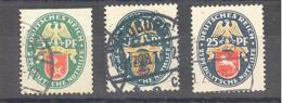 Reich  Michel #  425 : 28 - Germania