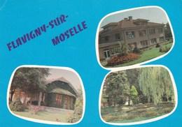 FLAVIGNY SUR MOSELLE - MEURTHE & MOSELLE - (54) - PEU COURANTE CPSM MULTIVUES. - Autres Communes