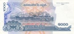 1000 ? CAMBODIA Banknote Gute Erhaltung - Cambodge