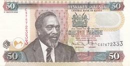50 ? KENYA Banknote Gute Erhaltung - Kenya