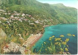Positano (Salerno) Panorama, General View, Vue Generale, Gesamtansicht - Salerno
