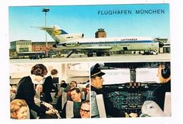 VV-503   MÜNCHEN : Flughafen / Airport - Aérodromes