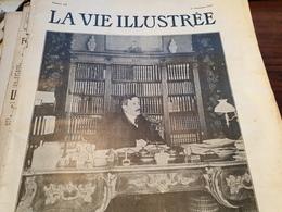 ILL 07/ MAURICE DONNAY /ARTISANS JOUETS ERZGEBIRGE / MAROC OUDJDA/MARIAGE MARIE BONAPARTE GEORGES DE GRECE - Livres, BD, Revues