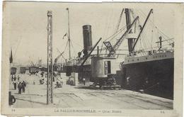 17  La Pallice-rochelle   Quai Nord - La Rochelle