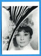 OLI429, Audrey Hepburn, GF, Non Circulée - Actors