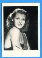 OLI431, Rita Hayworth, GF, Non Circulée - Actors