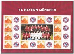 China 2017, Postfris MNH, Football, Bayern München - 1949 - ... Repubblica Popolare