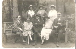 Excursion à Bad Nauheim Pentecôte1924 - Fotografie
