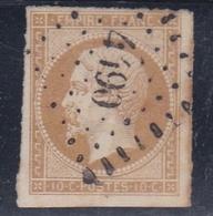 FRANCE :   PC 4190   TIZI-OUZOU   Algérie  Sur Empire 13 Non Dentelé - Marcophilie (Timbres Détachés)