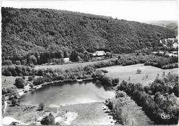 Masevaux :  Le Lac Bleu - Masevaux