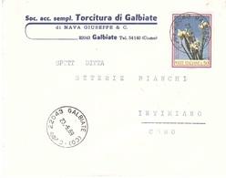 £50 IRIDE FIORENTINA BUSTA TORCITURA DI GALBIATE - Flora