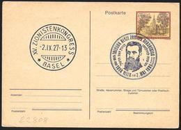 Austria/Autriche: Theodor Herzi Fondatore Del Sionismo, Theodor Herzl Founder Of Zionism, Theodor Herzl Fondateur Du Sio - Celebrità