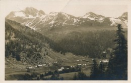 2a.552. SOLDA Con Cima Vertana - Stevio - Bolzano - 1929 - Otras Ciudades