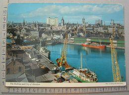 Scotland - Aberdeen Harbour - SP1902 - Aberdeenshire
