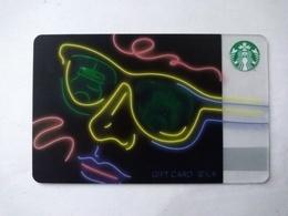 China Gift Cards, Starbucks, 2019 (1pcs) - Cartes Cadeaux