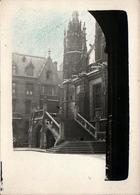 Photo Originale Rouen - 76000 - Le Grand Escalier Du Palais De Justice De Rouen En 1930 - Places
