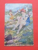 Ca. 1920 ? - Woman, Women, Bathing --- Femme, Baignade --- 177 - 1900-1949