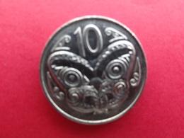 New Zealand  10  Cents  1988  Km 61 - Nouvelle-Zélande