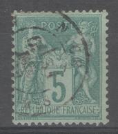 FRANCE N°75 Oblitéré CàD MONACO  (cote Maury 2011: 300€) - Monaco