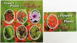 # Palau 2015**Mi.3747-53  Flowers And Plants , MNH [18;41] - Zonder Classificatie