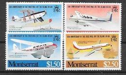 Montserrat N° 472/75 YVERT NEUF ** - Montserrat