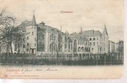 Osnabrück, Vereinshaus ,1904 ? - Sonstige