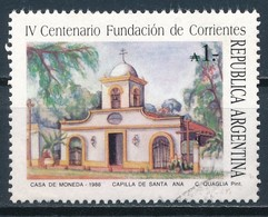 °°° ARGENTINA - Y&T N°1621 - 1988 °°° - Argentina
