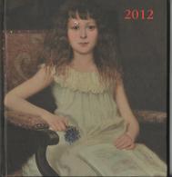 TREASURES FROM THE GREEK NATIONAL GALLERY – 2012 CALENDAR BOOK – SOUTSOS MUSEUM - Libros, Revistas, Cómics