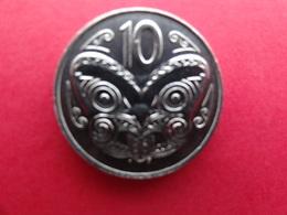 New Zealand  10  Cents  1997  Km 61 - Nouvelle-Zélande