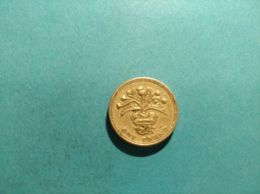 GRAN BRETAGNA 1 Pound 1984 - 1971-… : Monete Decimali