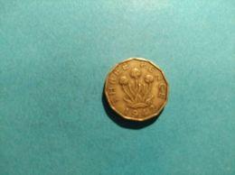 GRAN BRETAGNA 3 PENCE 1942 - 1902-1971 : Monete Post-Vittoriane