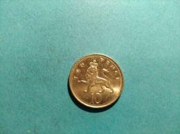 GRAN BRETAGNA 10 PENCE 2002 - 10 Pence & 10 New Pence