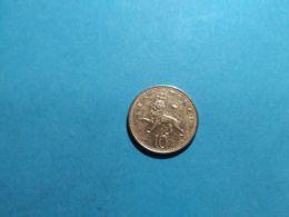 GRAN BRETAGNA 10 PENCE 1992 - 10 Pence & 10 New Pence