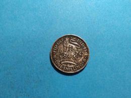 GRAN BRETAGNA1 SHILLING 1942 - 1902-1971 : Monete Post-Vittoriane
