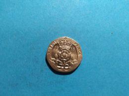 GRAN BRETAGNA 20 PENCE 1983 - 20 Pence